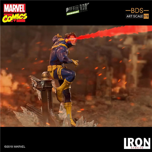 Iron Studios 公布漫画版《X战警》 1/10 镭射眼