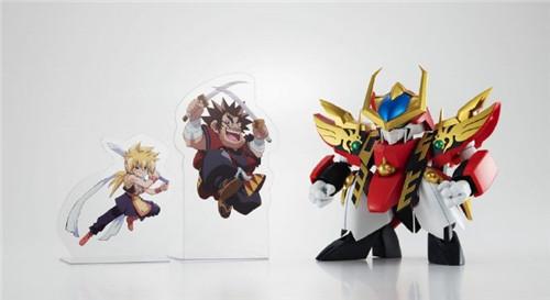 万代推出NXEDGE STYLE《魔神英雄传》龙苍丸与龙战丸